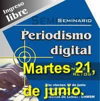 Programa del seminario de PD